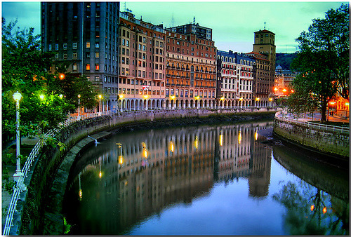 Bilbao, Spain (by Alvarfáñez)
