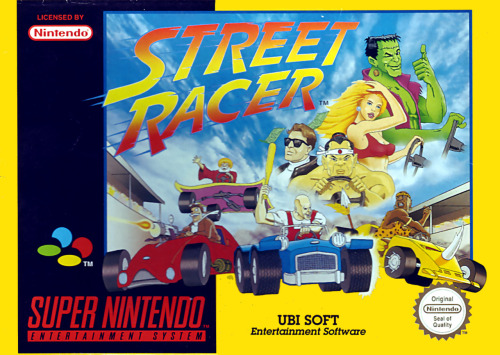 Developed by Vivid Image and published by Ubisoft in 1994 for Super Nintendo Entertainment System