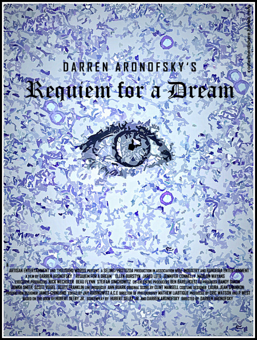 Requiem for a Dream Made and submitted by Sandeep Bedadala