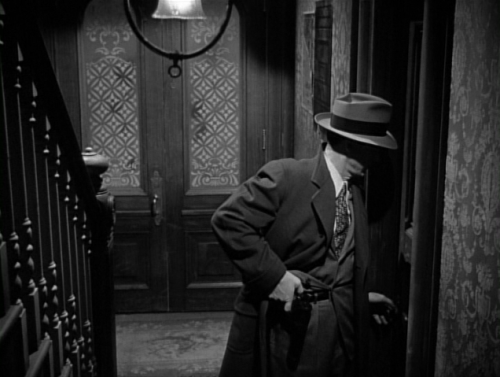 Where the Sidewalk Ends (Otto Preminger, 1950)