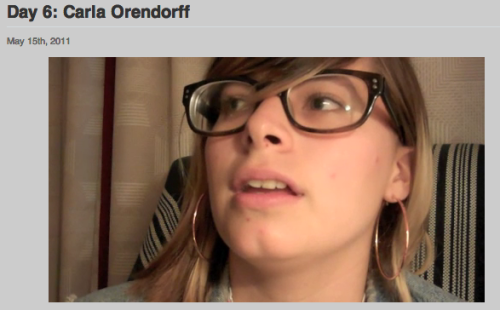 Day 6 of the #freedomriders tour, and student Carla Orendorff talks about how the ride has challenged her beyond thinking about MLK Jr.'s teachings to find real-life ways to live her activism.  I think that white people of the past and of the present tend to see people of color as invisible, and I realized as a person of color that I've done the same thing as a middle class person. I've seen poor people as invisible and not been aware of the labor behind the things that I own and consume.  You can watch Stanley Nelson's film Freedom Riders tonight on American Experience, or catch it on 5/17 and 5/21 on World Channel!