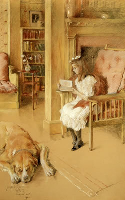 Cynthia Reading, Rosina Emmet Sherwood