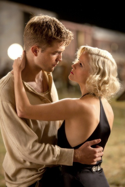 Beautiful shot from Water for Elephants… really good film, definitely recommended. Next… PIRATES 4 !