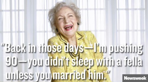Betty White talks to NWK on her favorite mistake(s)—the two bad marriages that led her to true love.