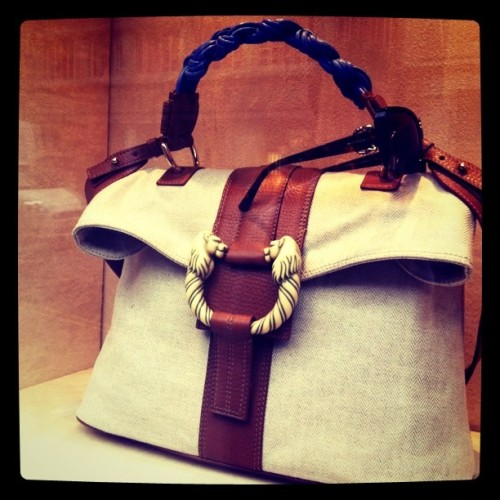 #Snapette #bags #Bvlgari (Taken with Instagram at Bvlgari)
