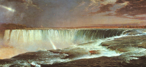 Niagara, Frederic Edwin Church, 1826-1900