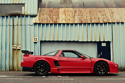 "benglert:  I can't get enough of the NSX. It caters to my motorhead side - it's fast (for its day), has great handling, and is a great looking car. But it ALSO caters to my nerdy side. It's impeccably engineered: lightweight (titanium!), fuel-efficient, reliable. It has earned its title as ""The Japanese Ferrari"" and I swear I will own one someday :)"