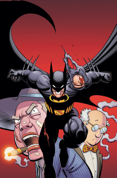 I loved Norm Breyfogle's version of Batman, and am stoked to see him come back to the character as part of DC's RETROACTIVE event.