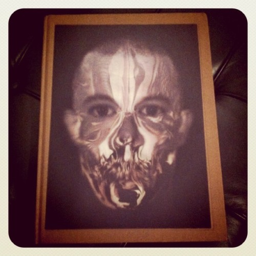 Friggin Excited! The Met shipped me my McQueen book!! (Taken with instagram)