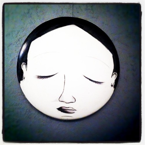 Wall art. (Taken with instagram)