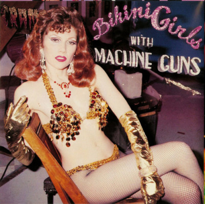 Bikini Girls with MACHINE GUNS