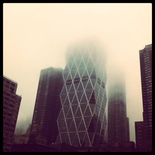 Taken with Instagram at Hearst Tower