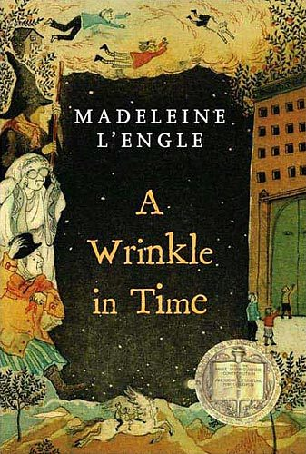 book club reading list: A Wrinkle In Time, Madeleine L'Engle