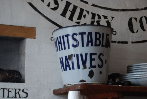 Natives. Whitstable, Kent.