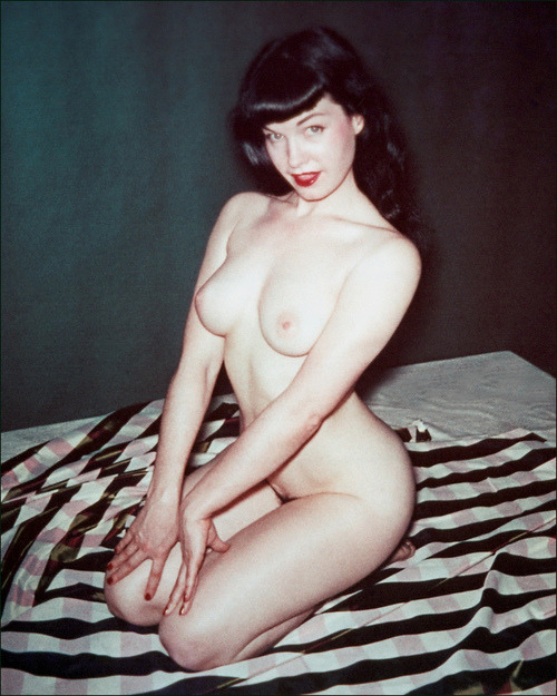 cock-porn:  Bettie Page