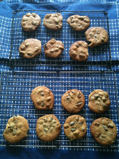 Oatmeal raisin anyone?