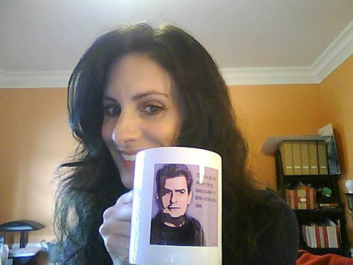 Mugshot Tuesday: Look what just came in the mail!