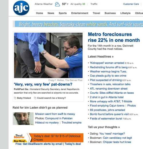 Hilarious Screen Grab of the Day: AJC's pat-downs