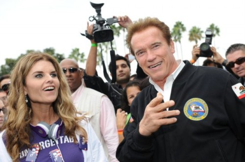 "Maria Shriver asks for ""respect and privacy"" after revelations Maria Shriver breaks her silence: With news of her split from Arnold in part due to his having a child out of wedlock, Maria Shriver has finally broken her silence (at least a little) on the couple's recent separation. ""This is a painful and heartbreaking time,"" she said. ""As a  mother, my concern is for the children. I ask for compassion, respect  and privacy as my children and I try to rebuild our lives and heal. I  will have no further comment."" source Follow ShortFormBlog"