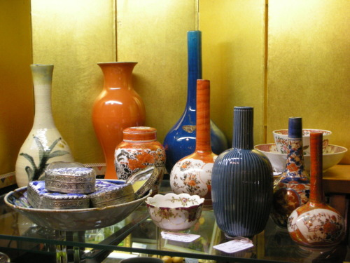 A recent showcase of Asian ceramics