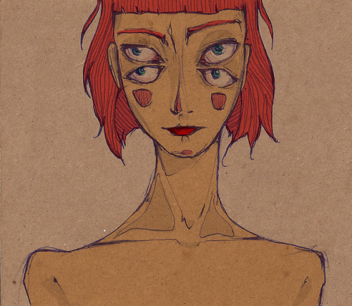 naimcfly:  yourmarrow:  messin' around with eyeballs.   in love with your work forever