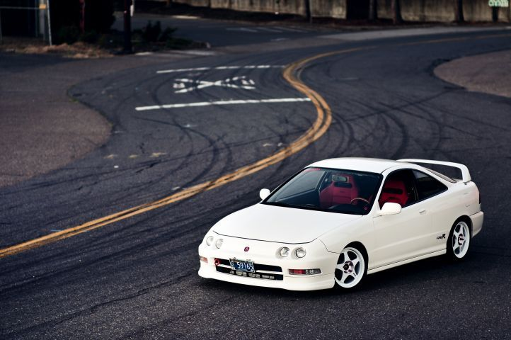 Left My Mark via SuperStreet 1997 Acura Integra Type R Specs: 195hp getting to 60mph in 7 seconds