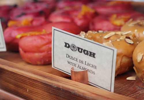 zeAbsolute BEST doughnuts you will ever eat at Dough! Divine, Delish & Doughy all in zeCozy neighborhood of Clinton Hill!