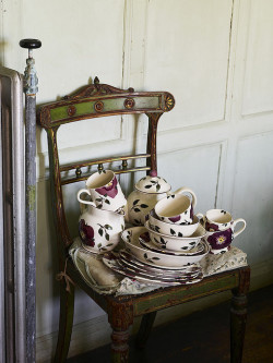 tabzyf:  Hellebore Collection - Emma Bridgewater | Flickr - Photo Sharing! on We Heart It. http://weheartit.com/entry/9122721