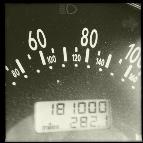 1NS3K7 mileage on Flickr.