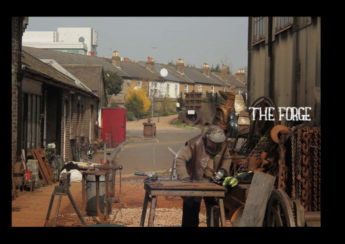 A pretty picture from a recent Doc 'The Forge'. Will post a little clip from it soon.