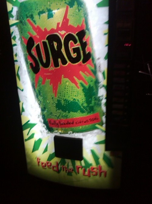 Is it possible to still get SURGE?