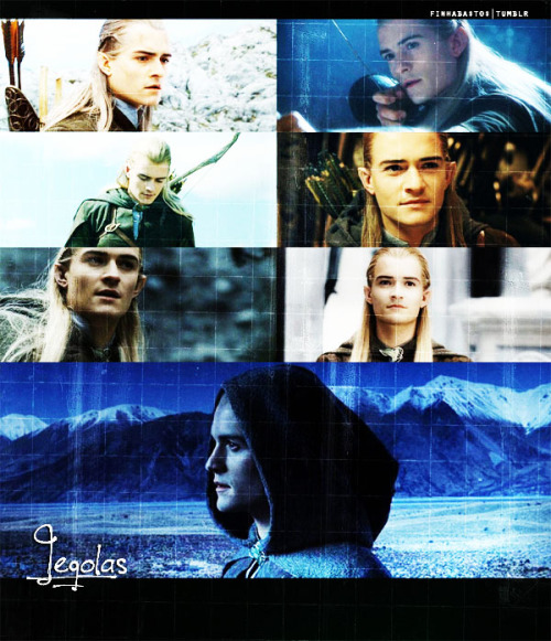 Fellowship Members favorite screencaps | Legolas