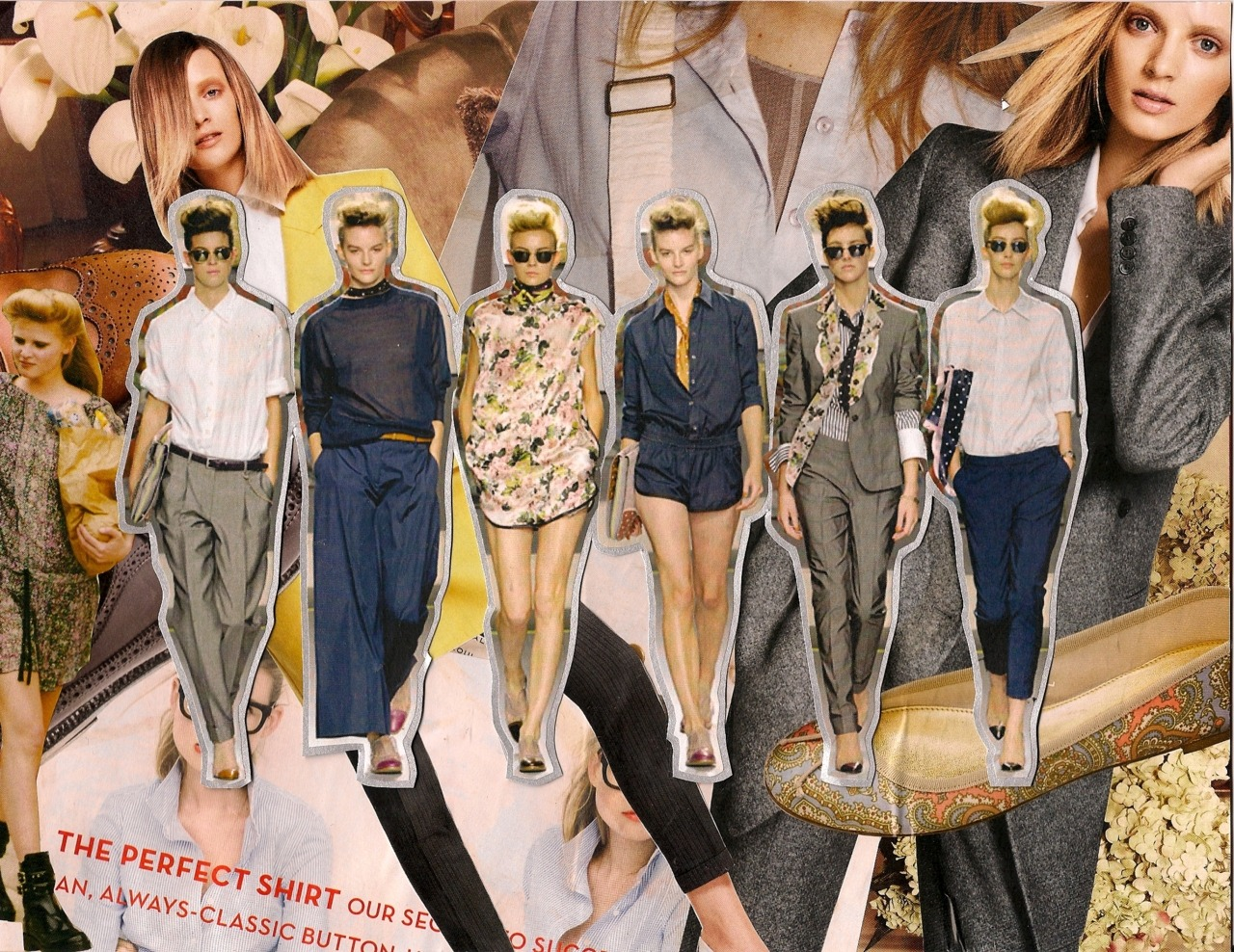 Paul Smith, Spring 2011 This collection reminds me of Duckie from Pretty in Pink, in the best way possible.