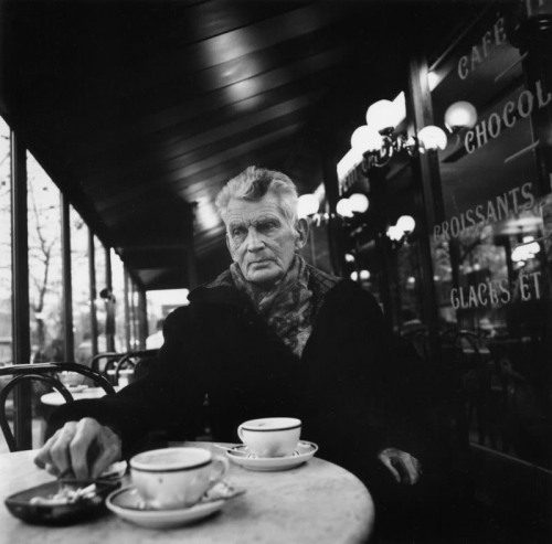 """Nothing is funnier than unhappiness.""  Samuel Beckett (Irish, 1906-1989, via anneyhall)  A quote that could very well sum up Irish poetry and songwriting."