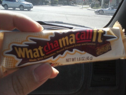 Whatchamacallit! is so underrated. Am I the only one that eats this candy bar these days?