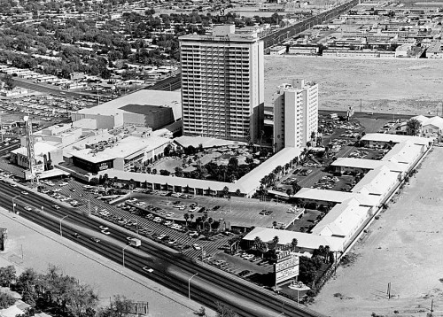 After 59 years, the hotel and casino closed its doors Monday, another victim of the recession that has brutalized the city's tourism industry. More photos on Framework. reblogged via revelrysociety:  The Sahara - 1971 (via L.A. Times)  Photo credit: Sahara Hotel and Casino