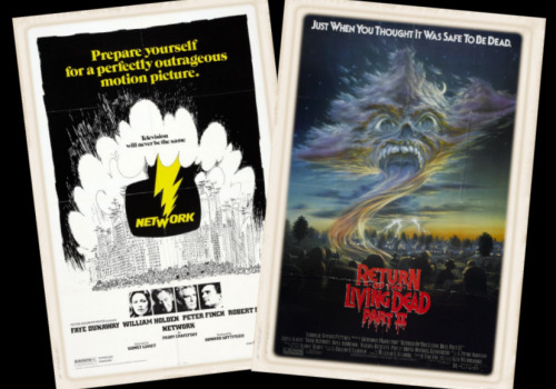 For the inaugural week, these will be the two films being reviewed - one as selected by you, the other selected by yours truly. Yes, I am quite aware these two movies have absolutely nothing in common with one another - but that's kind of the point.