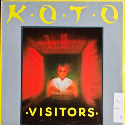"Koto - Visitors (12"") Label: Memory RecordsCat#: MEMIX 030Italo-Disco, Italy, 1985RYM / Discogs"