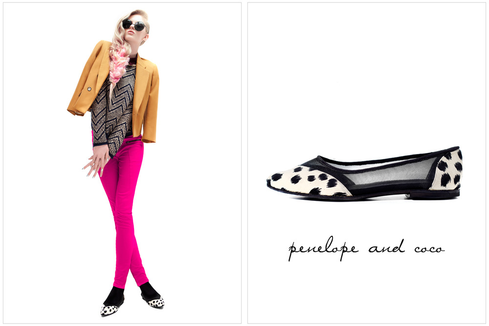 "Some of my styling work from Penelope & Coco f/w 2011 lavieenmode:  penelope and coco f/w 2011 ""the collectibles"""
