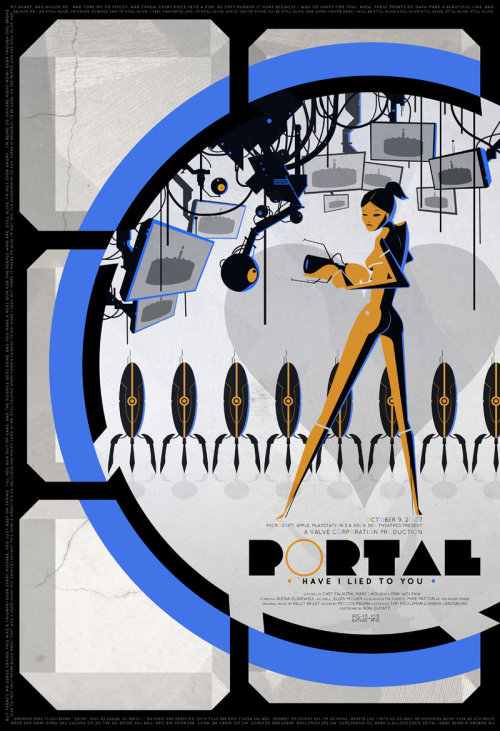 Portal - Have I lied to you?