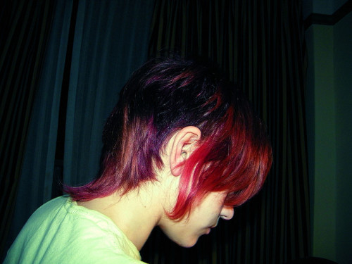 Rupert on Flickr.i forever miss this hair