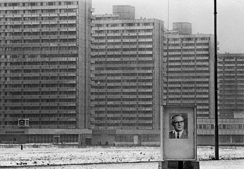 halle-neustadt / germany / 1975