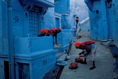 thedoppelganger:  Steve McCurry, Johdpur India