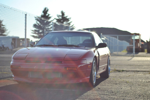 Pignose 240SX on Flickr. My 240SX. :D