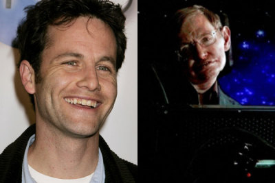 "christiannightmares:  Kirk Cameron slams Stephen Hawking and John Lennon over anti-Christian attitudes toward Heaven (To read the story, click image or here; For a related video, click here.)  ""Professor Hawking is heralded as 'the genius of Britain,' yet he believes in the scientific impossibility that nothing created everything and that life sprang from non-life."" The former teen heartthrob steamed to TMZ. ""Why should anyone believe Mr. Hawking's writings if he cannot provide evidence for his unscientific belief that out of nothing, everything came?"" Yes, because as we all know, ""former teen heartthrob"" Kirk Cameron is far more qualified to comment on what is or is not ""scientific"" than that hack Stephen Hawking. Also, I love how Kirk Cameron's argument is 'why should you believe it if you can't prove it?' … … …"