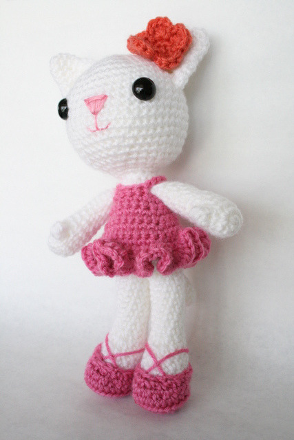 amigurumifreak:  Cat for Kitty by Comfort Creatures on Flickr.