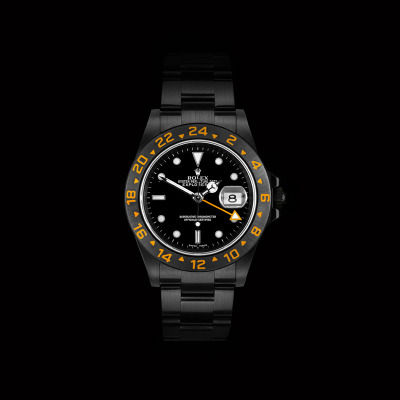 mostawesome:  Project X Designs Rolex Explorer II