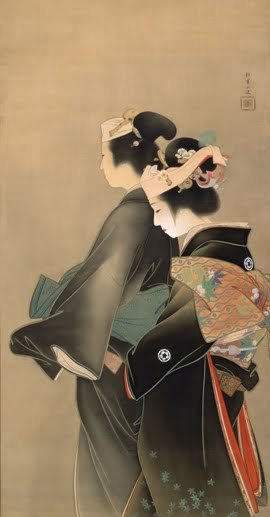 Springtime of Life, 1899, Kyoto Municipal Museum of Art
