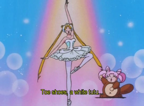 Sailor Moon.