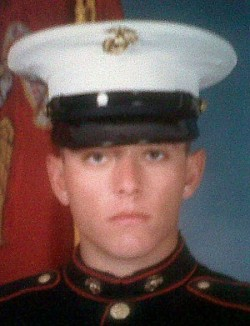 Marine Survives Two Tours in Iraq, SWAT Kills Him Guerena, who joined the Marines in 2002 and served two tours in Iraq, was killed just after 9  a.m. May 5. Guerera had just gone to bed after working a 12-hour shift at a local mine when his home was invaded as part of a multi-house crackdown by sheriff's deputies. Like enemy of the state Osama bin Laden, Guerena died with his wife close by. Widow Vanessa Guerena, who hid with her four-year-old son when sheriff's deputies raided the home, fills in detail that has been slow to come from Pima County Sheriff Clarence W. Dupnik's office. Read more